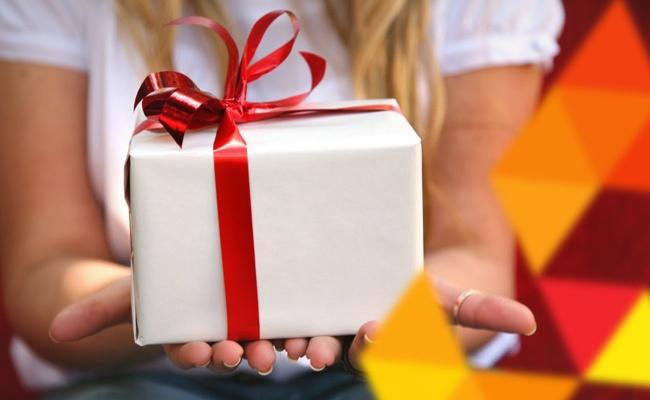Por que embrulhamos os presentes?